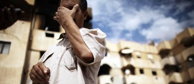 La Libye sombre dans le chaos par Aloufok