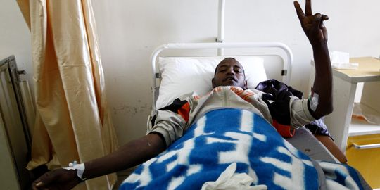 Heurts meurtriers entre tribus dans le Sud libyen par Al Oufok